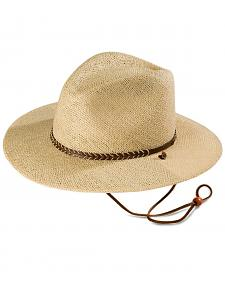 Stetson Lakeland UV Protection Straw Hat