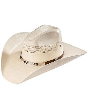 Justin 20X Mesa All Around Straw Cowboy Hat