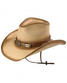 Bullhide Dundee Straw Cowboy Hat