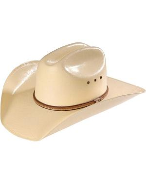 Justin 10X La Grange Straw Cowboy Hat