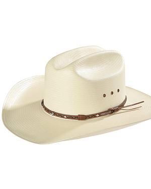 Stetson 8X Ocala Wide Brim Straw Hat