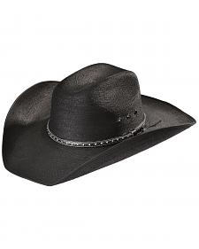 Bullhide Country Strong Palm Leaf Straw Cowboy Hat