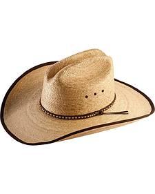 Jason Aldean Hicktown Straw Cowboy Hat
