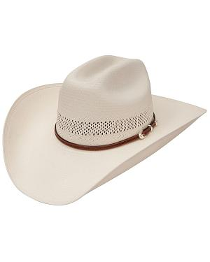 Stetson Rincon Vented Straw Cowboy Hat