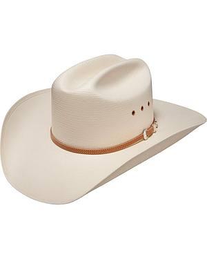 Stetson Benbrook 10X Straw Cowboy Hat