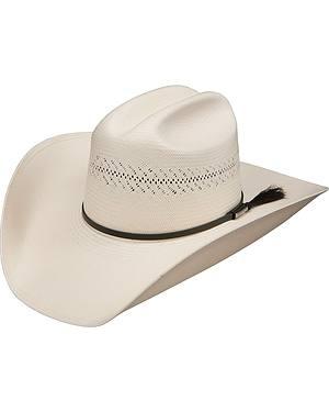 Stetson Rankin Dri-Lex 8X Shantung Straw Cowboy Hat