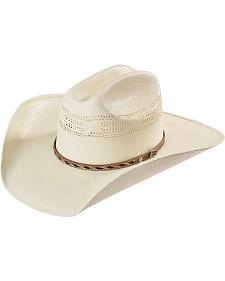 Justin 20X Bonanza Straw Cowboy Hat