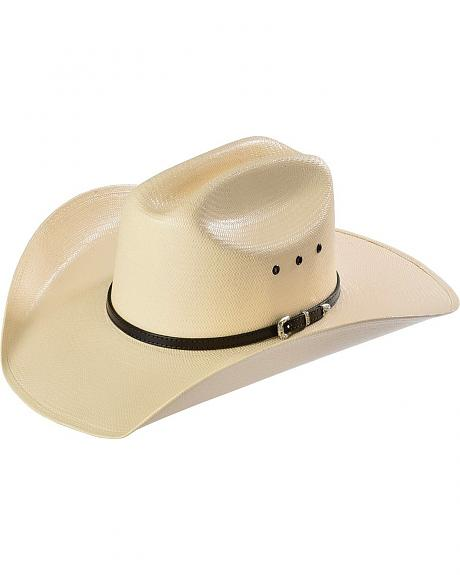 Justin 50X Southpoint Straw Cowboy Hat