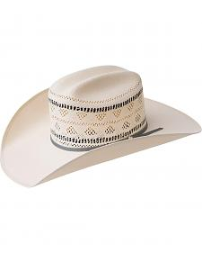 Bailey Justice 20X Straw Cowboy Hat