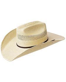 Bailey Cassius 7X Straw Cowboy Hat