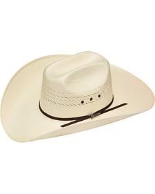 Twister 20X Shantung Straw Cowboy Hat