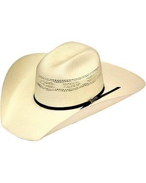 Twister Premium Bangora Straw Cowboy Hat