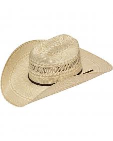 Twister 20X Shantung Double S Straw Cowboy Hat