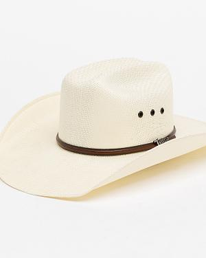 Twister 5X Shantung Double S Straw Cowboy Hat