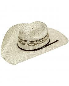 Twister Bangora Straw Cowboy Hat