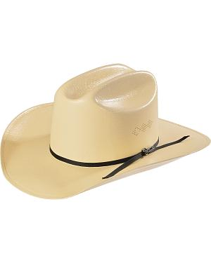 Twister 8X Shantung Double S Straw Cowboy Hat