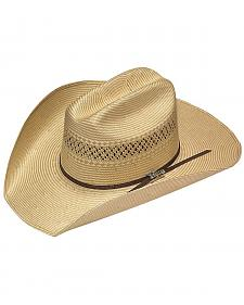 Twister 10X Shantung Double S Straw Cowboy Hat
