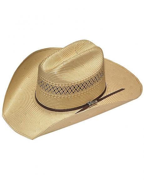 Twister 10X Shantung Double S Straw Cowboy Hat