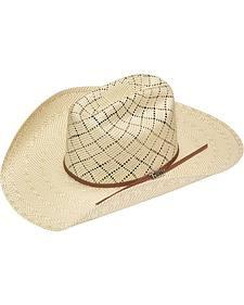 Twister 10X Shantung Americana Straw Cowboy Hat