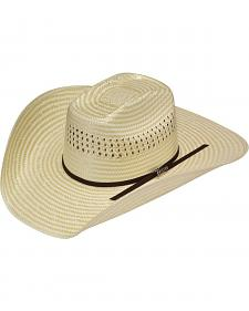 Twister Americana Poly Rop Straw Cowboy Hat