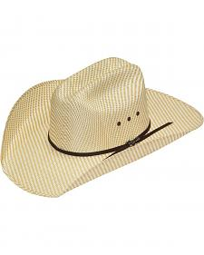 Twister Wild One Straw Cowboy Hat