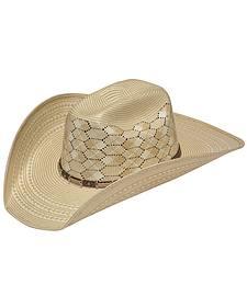 Twister 10X Shantung Bonanza Straw Cowboy Hat