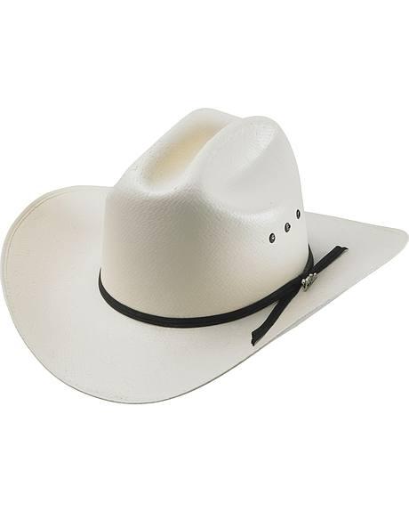 Tony Lama Ranch Shantung Straw Cowboy Hat