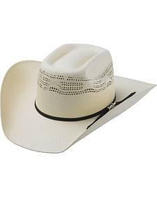 Tony Lama Vegas Bangora Straw Cowboy Hat