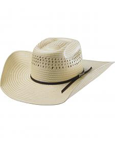 Tony Lama Vegas Poly Rope Straw Cowboy Hat