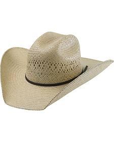 Tony Lama Rio Jute Straw Cowboy Hat