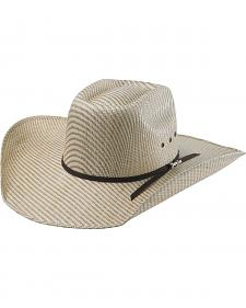 Tony Lama Vegas Sensu Straw Cowboy Hat