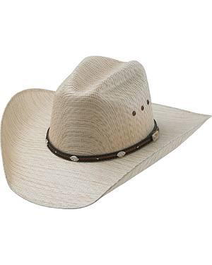 Tony Lama Charlie Straw Cowboy Hat