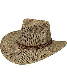 Black Creek Seagrass Straw Hat
