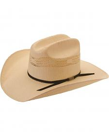 Silverado Bunk House Bangora Straw Cowboy Hat