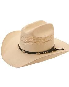 Silverado Colorado Bangora Straw Cowboy Hat