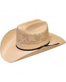 Silverado Desert Breeze Bangora Straw Cowboy Hat