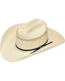 Twister 20X Shantung Monterrey Straw Cowboy Hat
