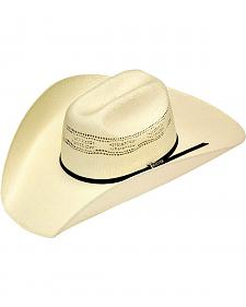 Twister Bangora Low Profile Top Hand Colton Straw Cowboy Hat