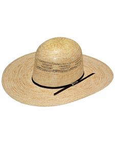 Twister Bangora Open Crown Straw Cowboy Hat