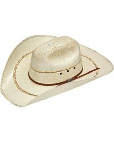 Twister Bangora Maverick Colton Straw Cowboy Hat