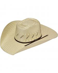 Twister Teton Americana Poly Rope Strawe Cowboy Hat