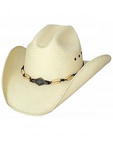 Bullhide Terri Clark If You Want Fire Shantung Straw Cowboy Hat