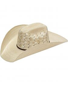 Twister 10X Hex Vent Straw Cowboy Hat