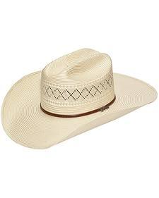 Twister 10X Shantung Straw Cowboy Hat
