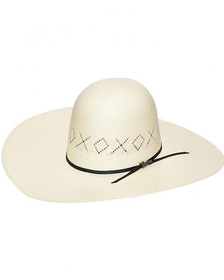 Twister 10X Shantung Straw Open Crown Cowboy Hat