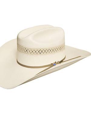 Resistol 10X Wildfire Straw Cowboy Hat
