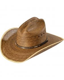 Jason Aldean Passing Through Palm Leaf Cowboy Hat