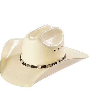Justin 20X Denison Straw Cowboy Hat