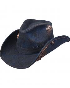 Peter Grimm Denim Cowboy Hat