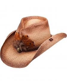 Peter Grimm Bocholt Straw Cowboy Hat